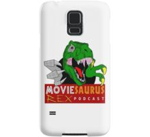 The Moviesaurus Rex Podcast Logo Samsung Galaxy Case/Skin