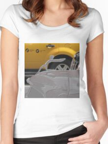 Manhattan Spirit Women's Fitted Scoop T-Shirt