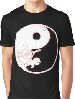 yin yang guitarist  Graphic T-Shirt
