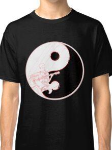 yin yang guitarist  Classic T-Shirt