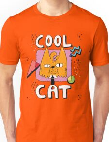 Cool Cat Unisex T-Shirt