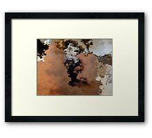 Mineralized - - My No. 900!! Framed Print