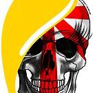 Blond skull! by Luiz  Penze