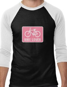 Bike lover Men's Baseball ¾ T-Shirt