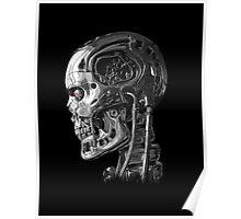 Terminator Profile Poster