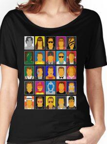 Strength of Schwarzenegger  Women's Relaxed Fit T-Shirt