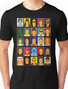 Strength of Schwarzenegger  Unisex T-Shirt