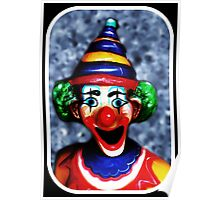 Not Just Another Clown Poster