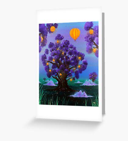 The Escape Greeting Card