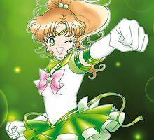 Eternal Sailor Jupiter by alphavirginis