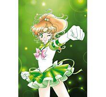 Eternal Sailor Jupiter Photographic Print