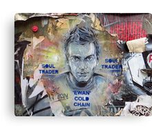 Brick Lane 17/5/12 pt 1 Canvas Print