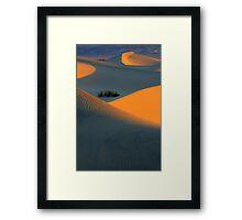 Death Valley Symphony Of Light Framed Print