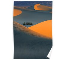 Death Valley Symphony Of Light Poster