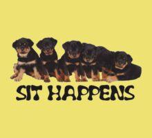 Sit Happens Kids Tee