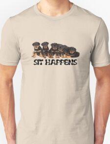 Sit Happens Unisex T-Shirt