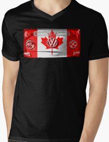CANADIAN VW Mens V-Neck T-Shirt