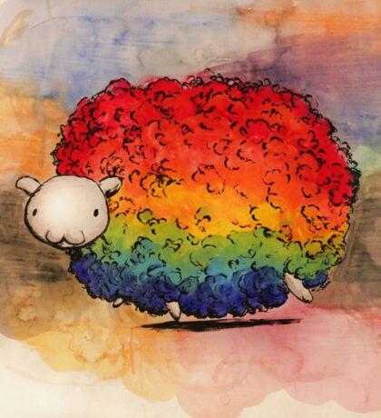 Nyan Sheep Sticker