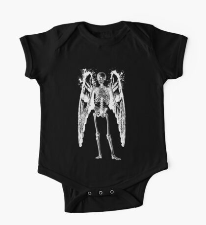 winged One Piece - Short Sleeve