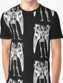 winged Graphic T-Shirt