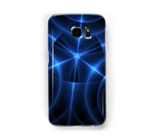 Blue Energy Convergence Samsung Galaxy Case/Skin