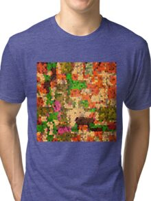 1388 Abstract Thought Tri-blend T-Shirt