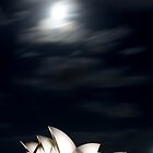 Opera under the moon by SharronS