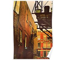 Canadian Beer Fridge Poster