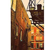 Canadian Beer Fridge Photographic Print
