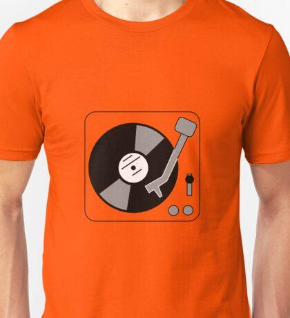 Vinyl Turntable Unisex T-Shirt