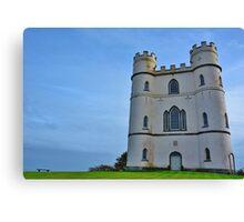 lawrence castle  Canvas Print