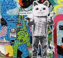 Ai Wei Wei in Berlin by Jamie Harrington