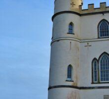 lawrence castle  Sticker