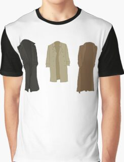 A study in trenchcoats Graphic T-Shirt