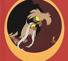 Mrs. Jonathan Brisby by SaltySteveD