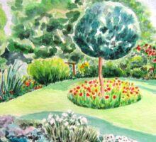Garden of Eden Sticker