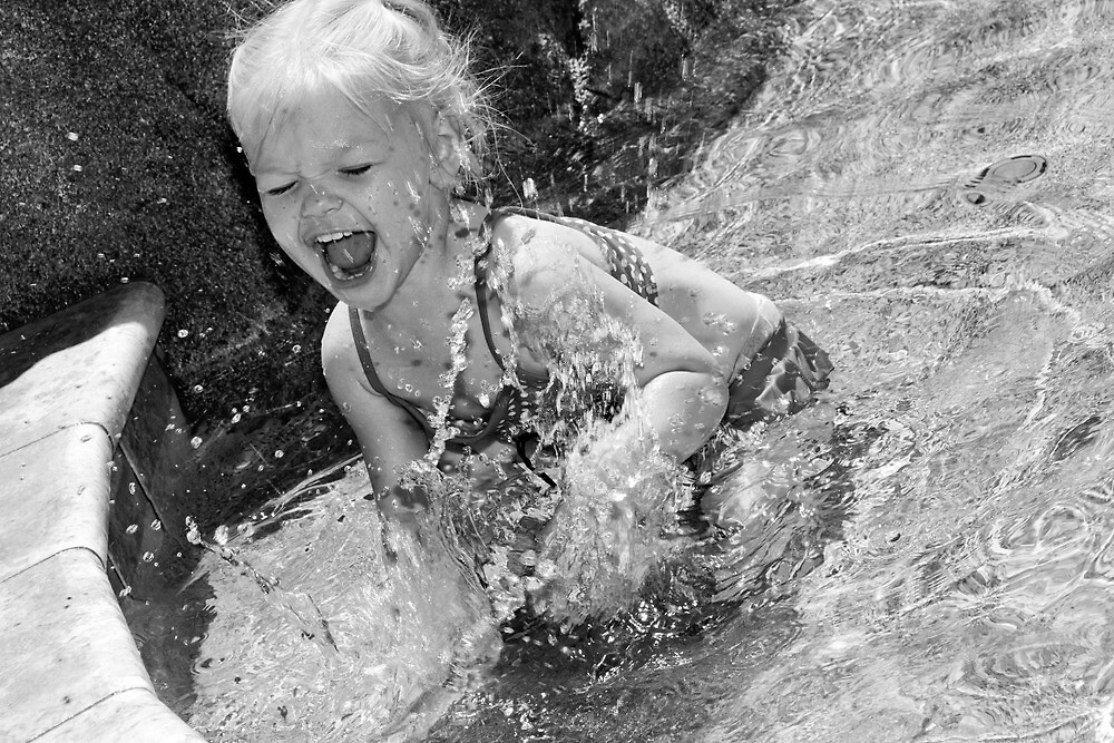 Then there's splashing by Randy Turnbow