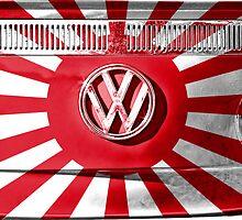 JAPAN VW by benbdprod