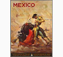 Vintage ad - Mexico matador Unisex T-Shirt