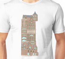 institute of schizophrenic architects Unisex T-Shirt