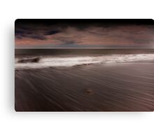 Pebble Beach - Cork Ireland Canvas Print