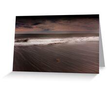 Pebble Beach - Cork Ireland Greeting Card