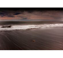 Pebble Beach - Cork Ireland Photographic Print