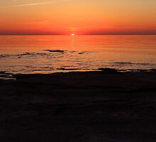 May 24 Sunset by Steve Small