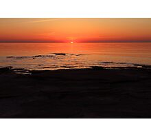 May 24 Sunset Photographic Print