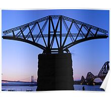 3 Forth Bridges?  Poster