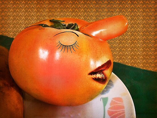 I Like Fat Tomatoes and I Cannot Lie. by Maria  Gonzalez