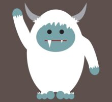 Li'l Yeti by NevermoreShirts