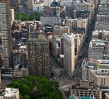 Flatiron District - NYC by Mark Van Scyoc