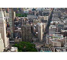 Flatiron District - NYC Photographic Print